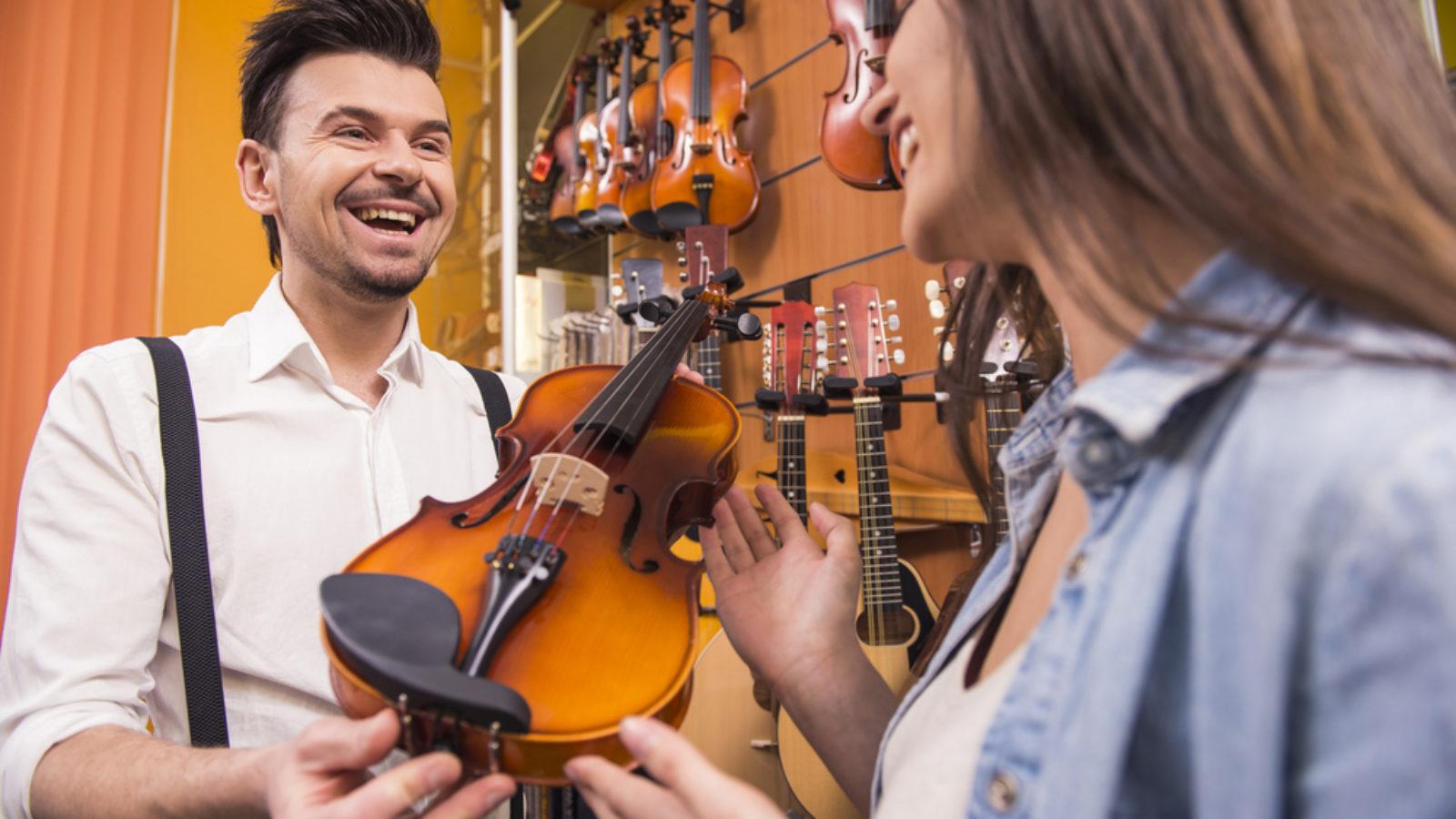 チェロをレンタルして触ってみよう!教室でレッスン時に借りるor楽器屋で1ヶ月借りる