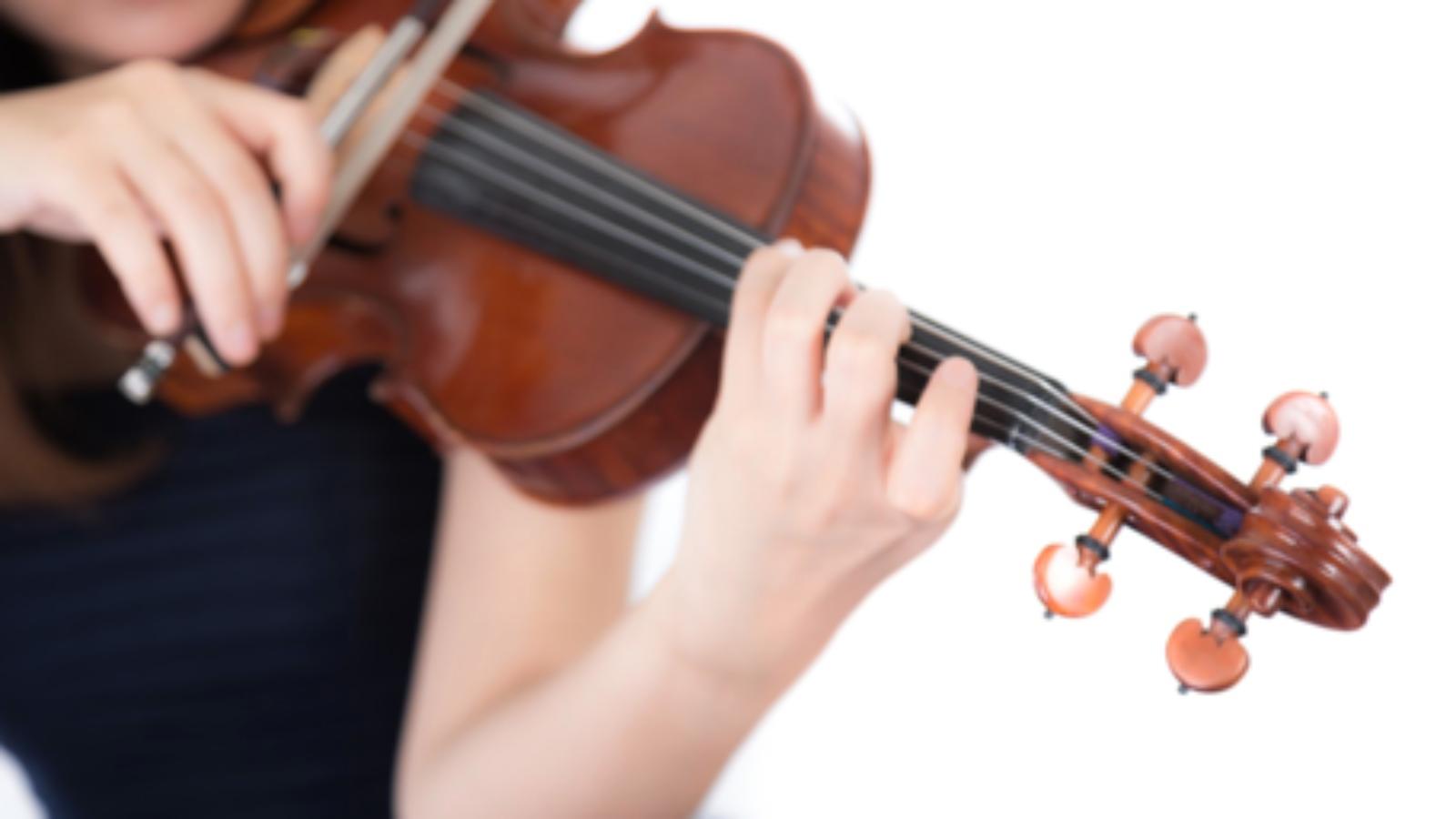 ヴァイオリンの「ウルフ音(ウルフトーン)」とは?簡単な解消方法を解説する
